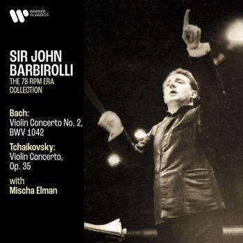 Cover Bach: Violin Concerto, BWV 1042 - Tchaikovsky: Violin Concerto, Op. 35