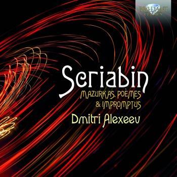 Cover Scriabin: Mazurkas, Poèmes & Impromtus
