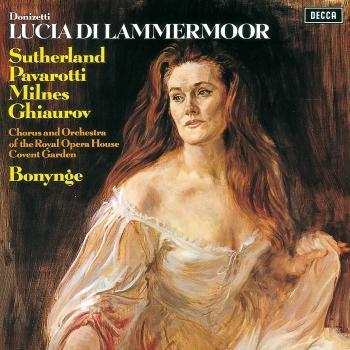 Cover Donizetti: Lucia di Lammermoor