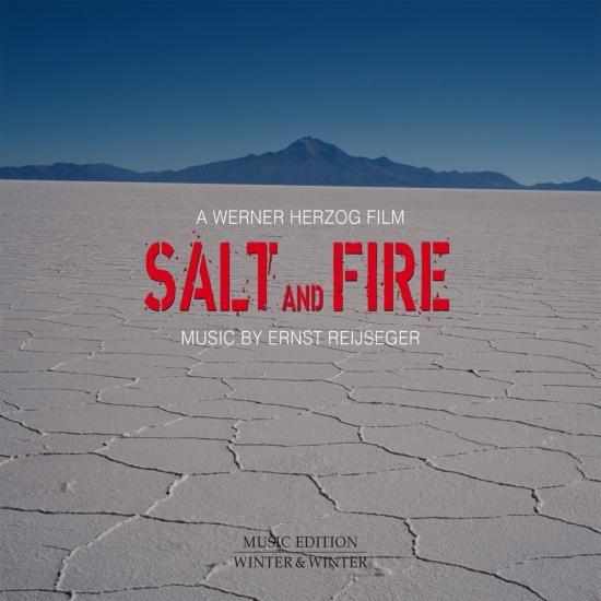 Cover Salt and Fire (Original Soundtrack)