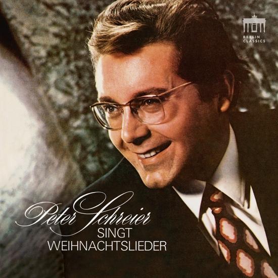 Cover Peter Schreier singt Weihnachtslieder (Remastered)