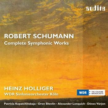 Cover Schumann: Complete Symphonic Works