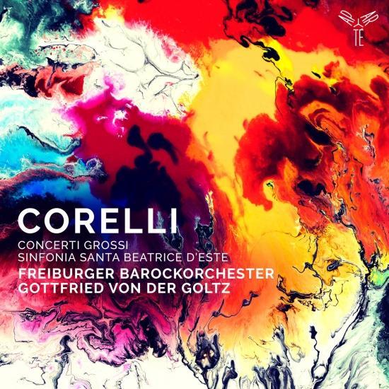 Cover Corelli: Concerti Grossi, Sinfonia to Santa Beatrice d'Este
