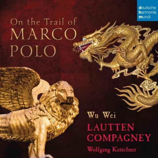 Cover On the Trail of Marco Polo