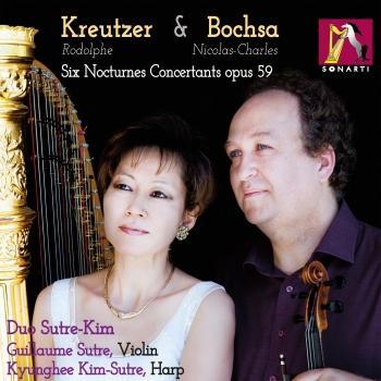 Cover Kreutzer & Bochsa: 6 Nocturnes Concertants