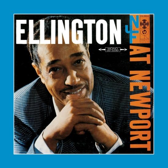 Cover Ellington At Newport: The Original Album (Remastered - Mono)