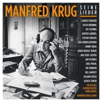Cover Manfred Krug: Seine Lieder