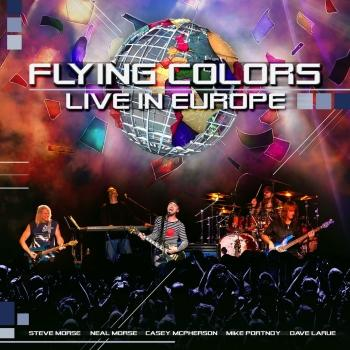 Cover Live In Europe