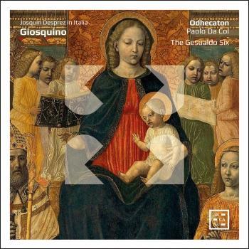 Cover Giosquino: Josquin Desprez in Italia