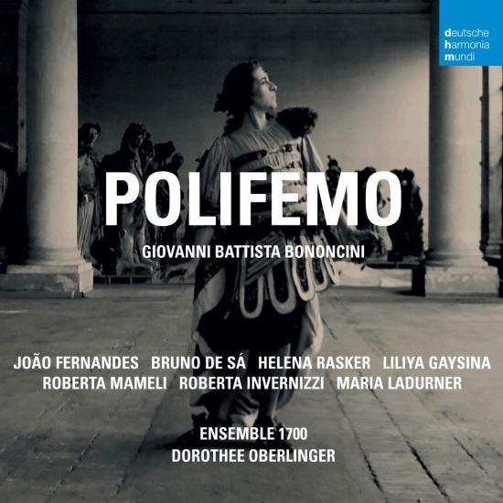 Cover Giovanni Battista Bononcini: Polifemo