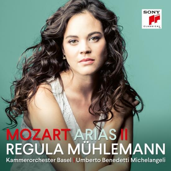 Cover Mozart Arias II