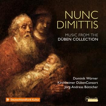 Cover Nunc Dimittis: Music from the Düben Collection