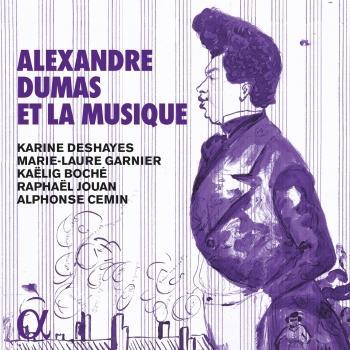 Cover Alexandre Dumas et la musique