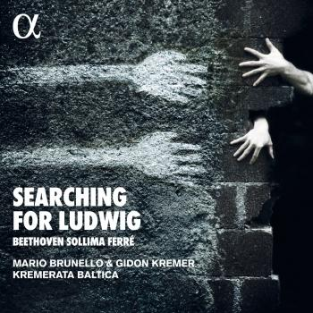 Cover Searching for Ludwig