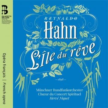 Cover Reynaldo Hahn: L'île du rêve