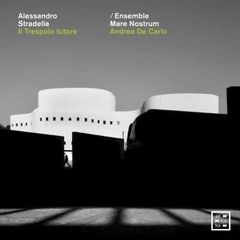Cover Stradella: Il Trespolo tutore