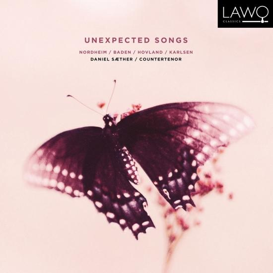 Cover Unexpected Songs: Nordheim/Baden/Hovland/Karlsen