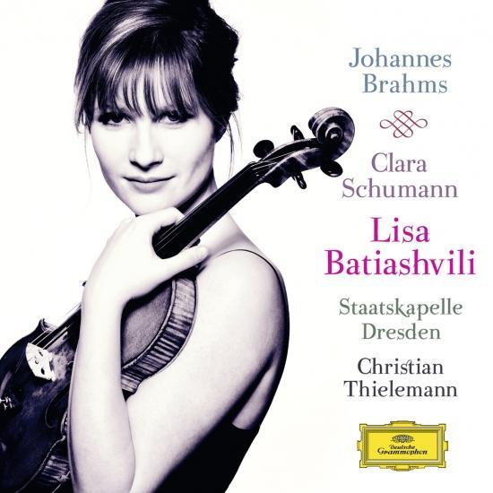 Cover Johannes Brahms / Clara Schumann