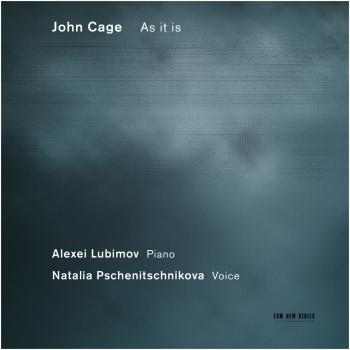 Cover John Cage: As It Is