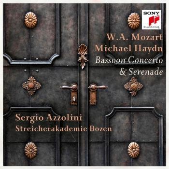 Cover Mozart & Michael Haydn: Bassoon Concerto & Serenade