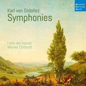 Cover Karl von Ordonez: Symphonies