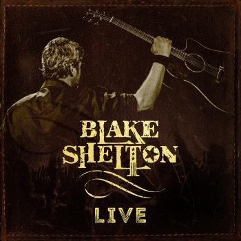 Cover Blake Shelton Live