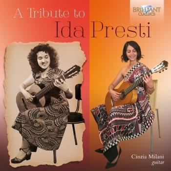 Cover A Tribute to Ida Presti