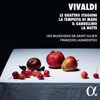 Cover Vivaldi: Le quattro stagioni, La tempesta di mare, Il gardellino & La notte