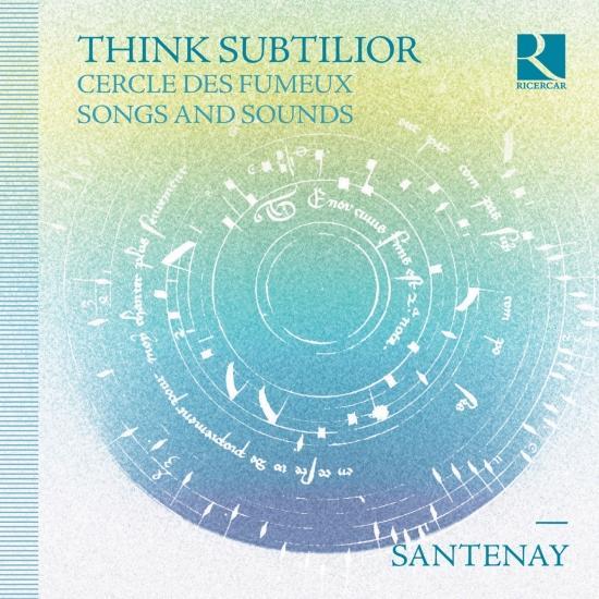 Cover Think Subtilior (Cercle des fumeux & Songs and Sounds)