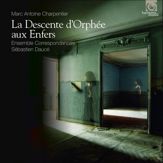 Cover Marc-Antoine Charpentier: La Descente d'Orphée aux Enfers