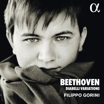 Cover Beethoven: Diabelli Variations