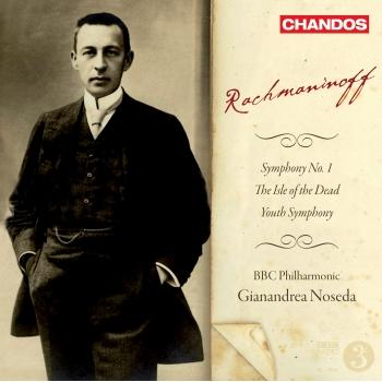 Cover Sergei Rachmaninov: The Isle of the Dead / Symphony in D Minor / Symphony No. 1