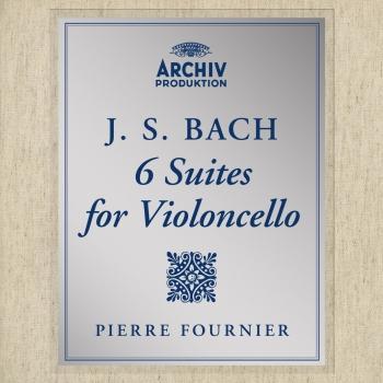 Cover Bach, J.S.: Cello Suites, BWV 1007-1012