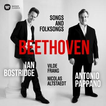 Cover Beethoven: Songs & Folksongs