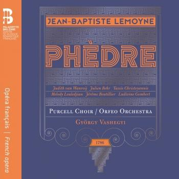 Cover Lemoyne: Phèdre