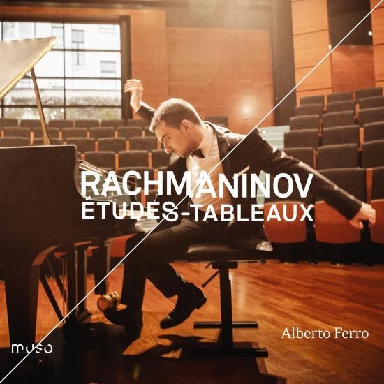 Cover Sergey Rachmaninov: Études-Tableaux Op. 33 & Op. 39