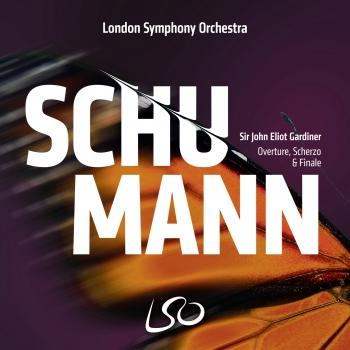 Cover Schumann: Overture, Scherzo & Finale