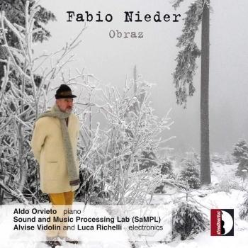 Cover Fabio Nieder: Obraz