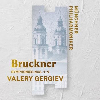 Cover Bruckner: Symphonies Nos. 1 - 9 (Live)