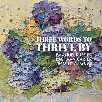 Cover Three Words to Thrive