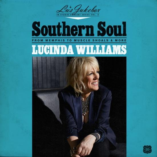Cover Southern Soul: From Memphis to Muscle Shoals & More