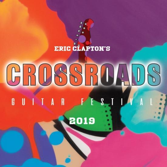 Cover Eric Clapton's Crossroads Guitar Festival 2019 (Live)