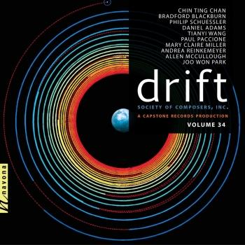 Cover Drift, Vol. 34