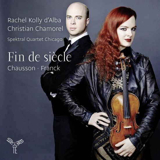 Cover Franck & Chausson: Fin de siècle
