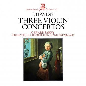 Cover Haydn: Violin Concertos (Remastered)