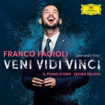 Cover Veni, Vidi, Vinci