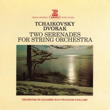 Cover Dvořák & Tchaikovsky: Serenades for String Orchestra (Remastered)