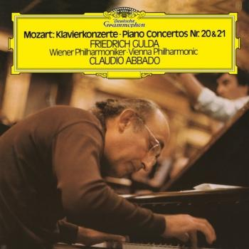 Cover Mozart: Piano Concertos Nos. 20 & 21(Remastered)