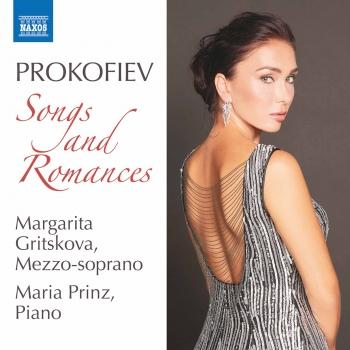 Cover Prokofiev: Songs & Romances