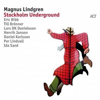 Cover Stockholm Underground